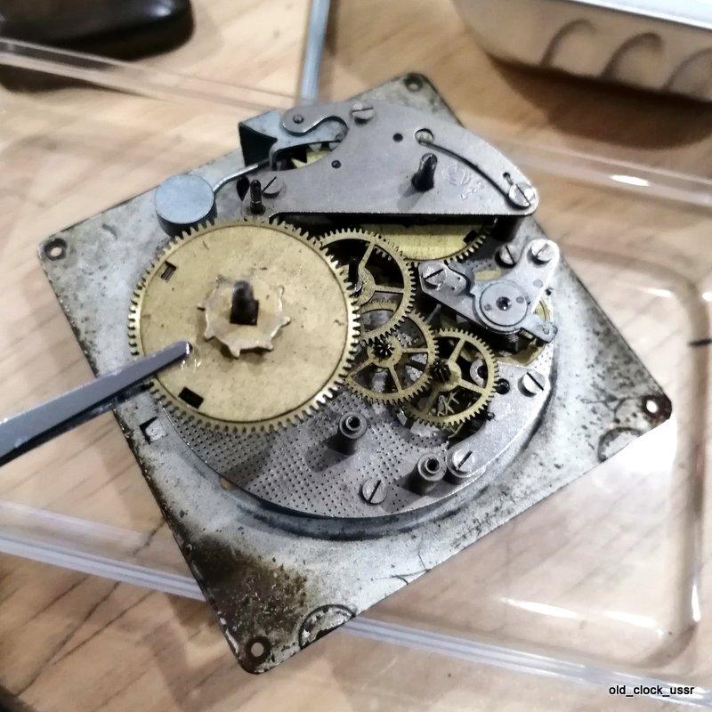 clock's caliber