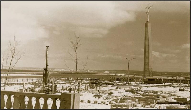 Samara Monumento alla Gloria 1971